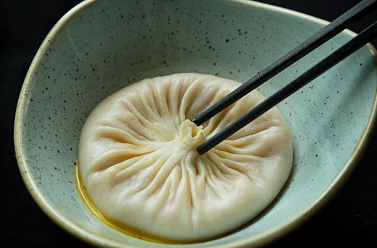 shanghai flower dish